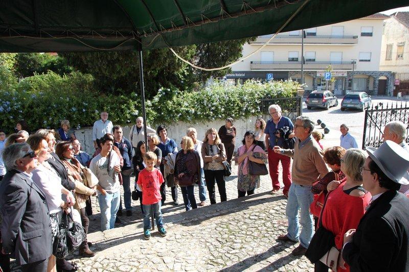 15 VISITA À 15 QUINTA DAS CEREJEIRAS Carlos João Pereira da Fonseca JORNADAS EUROPEIAS DO PATRIMÓNIO BOMBARRAL