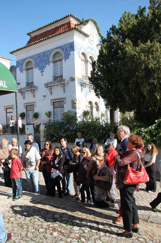 16 VISITA À  QUINTA DAS CEREJEIRAS JORNADAS EUROPEIAS DO PATRIMÓNIO BOMBARRAL