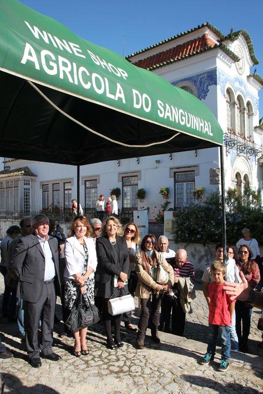 17 VISITA À  QUINTA DAS CEREJEIRAS JORNADAS EUROPEIAS DO PATRIMÓNIO BOMBARRA