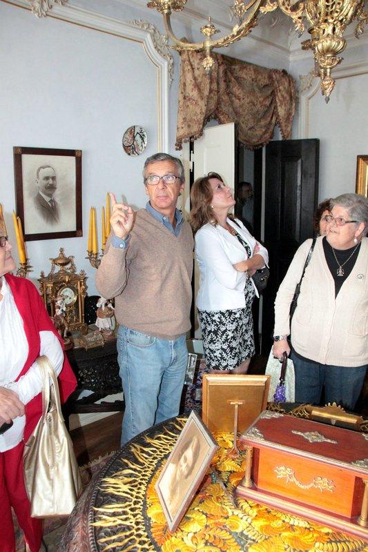 25  CASA DA QUINTA DAS CEREJEIRAS SALA JORNADAS EUROPEIAS DO PATRIMÓNIO BOMBARRA