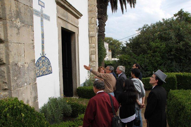 28 CASA DA QUINTA DAS CEREJEIRAS capela JORNADAS EUROPEIAS DO PATRIMÓNIO BOMBARRAL