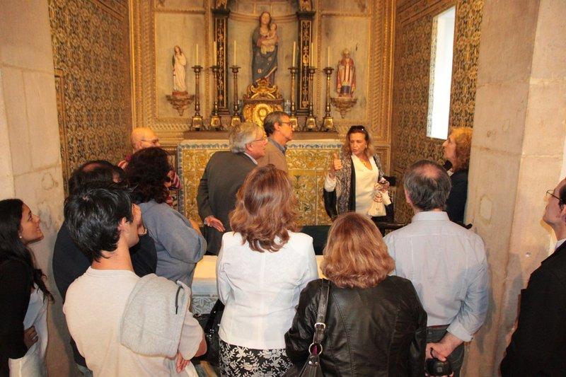 29 CASA DA QUINTA DAS CEREJEIRAS capela JORNADAS EUROPEIAS DO PATRIMÓNIO BOMBARRAL