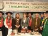AHP representada nas Sete Maravilhas da Gastronomia - a Lampreia