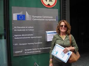 AHP NA COMISSÃO EUROPEIA CULTURA
