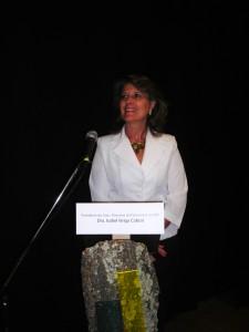 Dr. ª Isabel da Veiga Cabral, AHP , Comunicação Seminário O Turismo como Forma de Desenvolvimento das Regiões Despovoadas