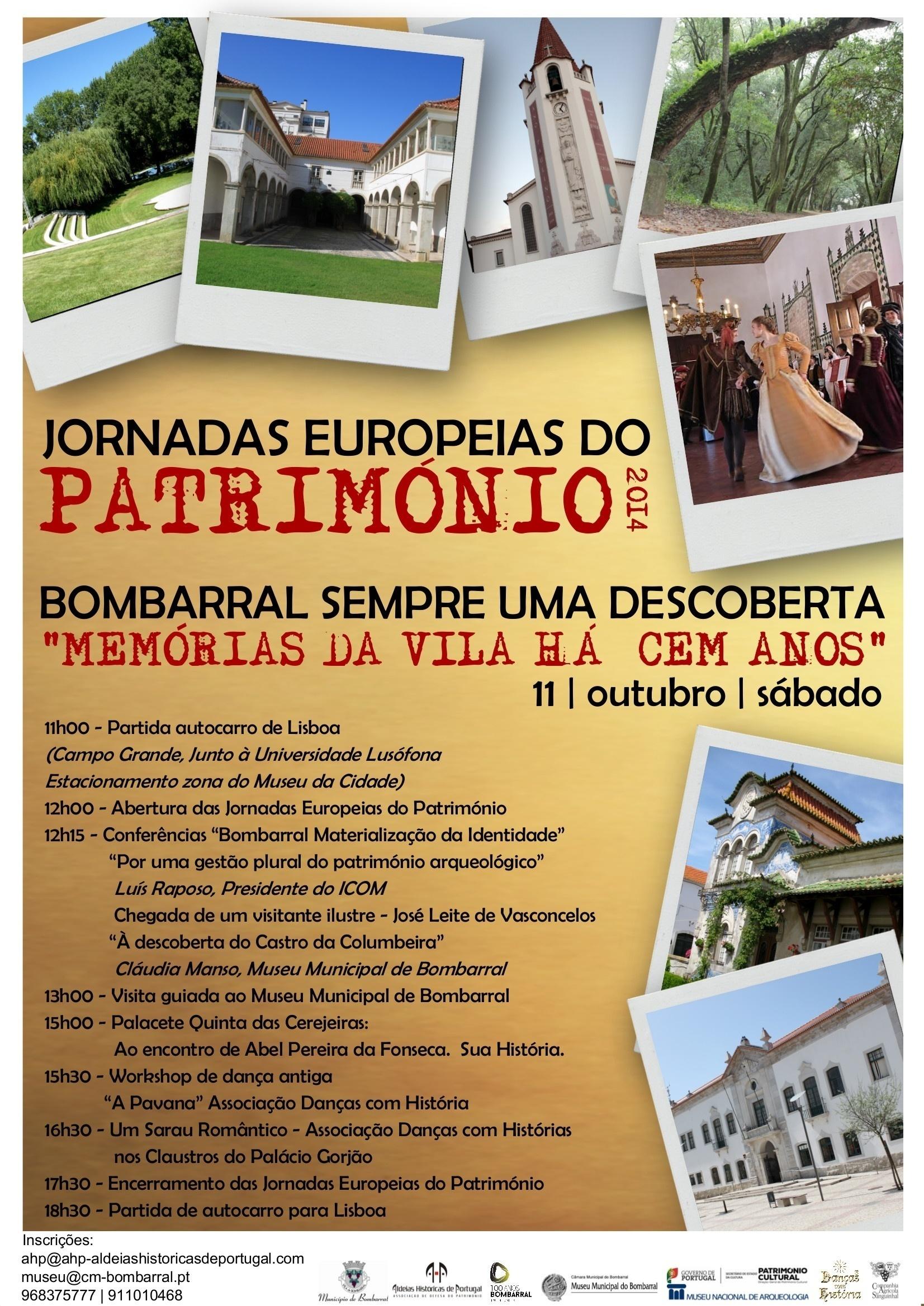 CARTAZ JORNADAS EUROPEIAS 2