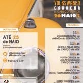   VIII ENCONTRO WOLKSWAGEN CAROCHAS, DIA 26 DE MAIO, CABEÇO DE VIDE